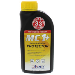 MC1+ Hydronic Heating System Protector (16.8 oz) Product Image