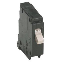 Single-Pole CH Thermal Magnetic Circuit Breaker (15A, 120/240V) Product Image