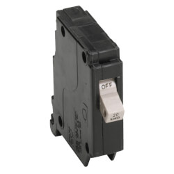 Single-Pole CH Thermal Magnetic Circuit Breaker (20A, 120/240V) Product Image
