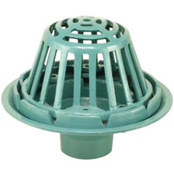 Rd2090 Cast Iron Small Area Roof Drains Roof Drains