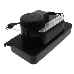 Medium Low Pro Condensate Pump, 20 Ft Shutoff (1/30 HP, 115V) Product Image