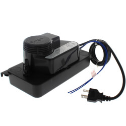 Medium High Temp Low Pro Condensate Pump, 20 Ft Shutoff (1/30 HP, 230V) Product Image