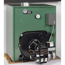 CL3-140 104,000 BTU Output, Cast Iron Water Boiler (Packaged) Product Image