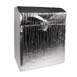 HEPA High Eff. Whole House Insulated Collar Mt. Filtration System, 240 CFM Product Image