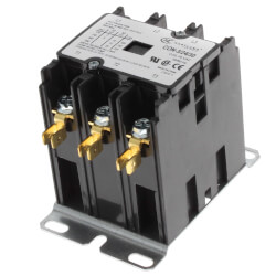 3 Pole Contactor (24V, 30 Amp) Product Image