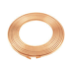 "1"" x 100' Type L Copper Tubing Coil Product Image"