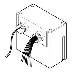 24V Actuator Drive<br>w/ 1/15 VDC Input Product Image
