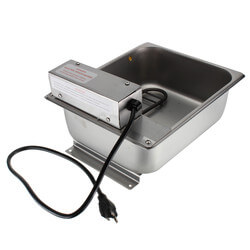 7-1/2 qt. Condensate Drain Pan (120V, 1000W<br>8.34A) Product Image
