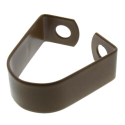 "1"" Copper Epoxy Coated Band Hanger Product Image"