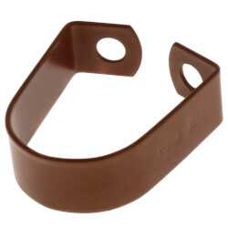 "1-1/4"" Copper Epoxy Coated Band Hanger Product Image"