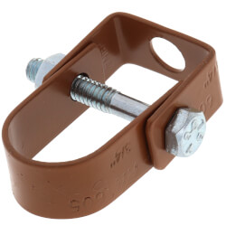 "3/4"" Copper Epoxy Coated Clevis Hanger Product Image"