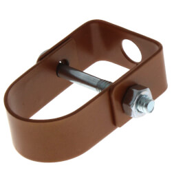 "1"" Copper Epoxy Coated Clevis Hanger Product Image"