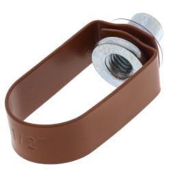 """1/2"""" Copper Epoxy Coated Em-Lok Swivel Ring Product Image"""