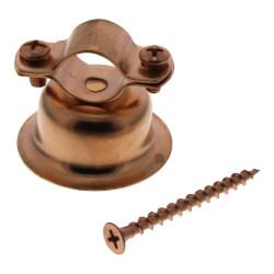 "1/2"" Copper Plated Van Hanger Product Image"