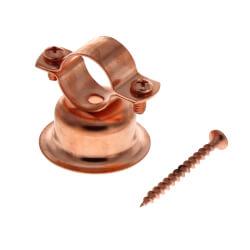 "3/4"" Copper Plated Van Hanger Product Image"