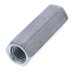 """3/8"""" Zinc Rod Coupling Product Image"""