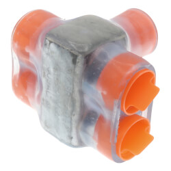 Multi-Tap Encapsulated Cable Block, 2-Way Config., 2 Outlets, 250 AWG-6 Str Product Image