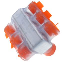 Multi-Tap Encapsulated Cable Block, 2-Way Config., 3 Outlets, 250 AWG-6 Str Product Image