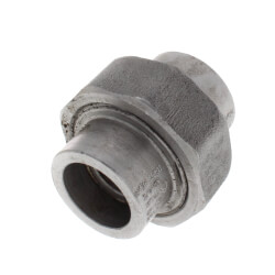 "3/4"" 3000# A105N Carbon Steel Socket Weld Union Product Image"