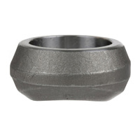 "3/4"" x 1/2"" Thru 36""  3000# A105 Carbon Steel Sockolet Product Image"