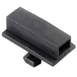 """3"""" Cable Tie Channel Clips (Box of 10) Product Image"""