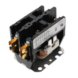 24V, 2 Pole Contactor, 30 AMP Product Image