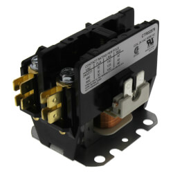 Trane /• 40 Amp 2 Pole 24v Coil Fasco Replacement Contactor H240A