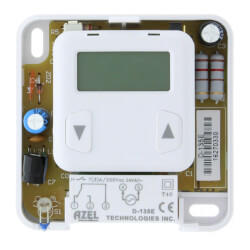 Digital Non-Programmable Heat Only Thermostat with Setpoint Memory (24 VAC) Product Image
