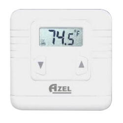 Digital Non-Programmable Heat Only Thermostat with Setpoint Memory Product Image