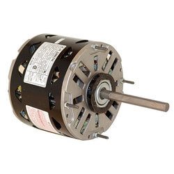 "5-5/8"" 2-Speed Indoor Blower Motor (208-230V, 1075 RPM, 1/3 HP) Product Image"