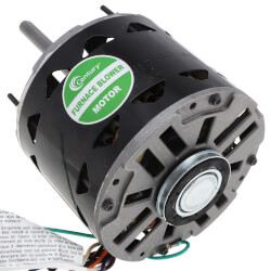 1/3 HP, 115V Direct Drive Furnace Blower Motor Product Image