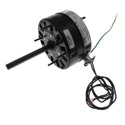 1/10 HP 1 PH Shaded Pole Motor (115V, 1050 RPM) Product Image