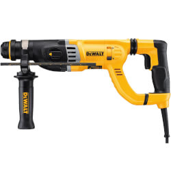 """1-1/8"""" Corded SDS Plus D-Handle Concrete/Masonry Rotary Hammer Drill Kit (8.5 Amp) Product Image"""