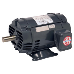 3-Phase General Purpose Motor (208-230/460V,<br>3 HP 1800 RPM) Product Image