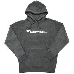 Dark Grey SupplyHouse Sweatshirt - Size Medium Product Image