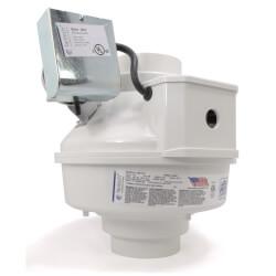 DBF110 Dryer Booster Exhaust Fan w/ FR110 Fan Product Image