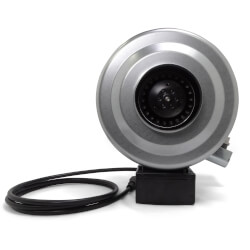 DBF4XL Duct Booster Fan (Metal) w/ Cord Product Image