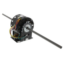 "5"" 5-Speed Double Shaft Fan/Blower Motor (CCWLE, 115V, 1050 RPM) Product Image"