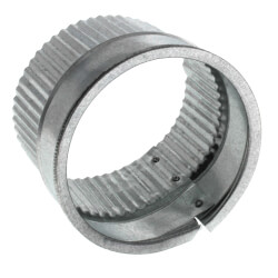 """4"""" Roof Cap Duct Collar (For Models 636/636AL) Product Image"""