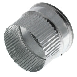"4"" Roof Cap Duct Collar (For Models 636/636AL) Product Image"