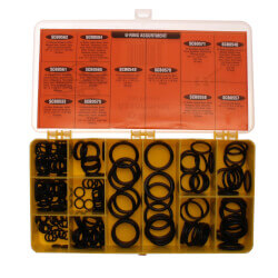 Large O-Ring Kit for Popular Faucet Brands (200 Pieces) Product Image