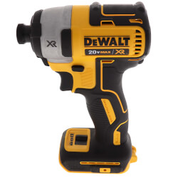 "20V MAX XR Lithium-Ion Cordless Brushless 3-Speed 1/4"" Impact Driver (Tool-Only) Product Image"