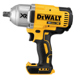 """20V Max XR Lithium-Ion 1/2"""" Cordless Impact Wrench Kit with Detent Pin Anvil (Tool Only) Product Image"""