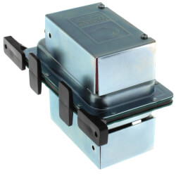 "2SPDT Dual Setpoint<br>Air Pressure Switch<br>(.05"" to 2"" W.C.) Product Image"
