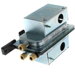 """2SPDT Dual Setpoint<br>Air Pressure Switch<br>(.05"""" to 2"""" W.C.) Product Image"""