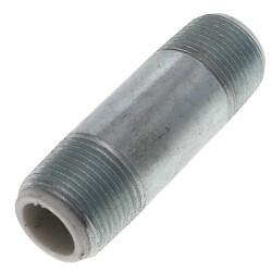 "3/4"" x 3"" Galvanized Steel Dielectric Nipple<br>w/ Pex Insulator Product Image"