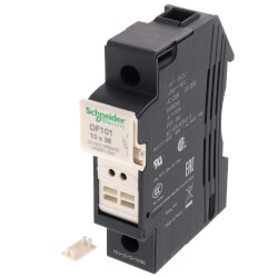 Fuse Carrier TeSys DF, 1P 32A, Fuse Size 10 x 38 mm Product Image