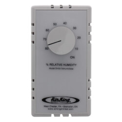 DH55 Rotary Dial Dehumidistat Control Product Image