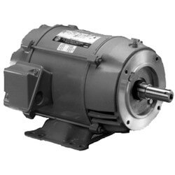 3-Phase Close Couple Pump Motor, (208-230/460V, 7-1/2 HP, 3495 RPM) Product Image