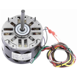 "5-5/8"" 3-Speed Standard Efficiency Blower Motor (115V, 1075 RPM, 1/4 HP) Product Image"
